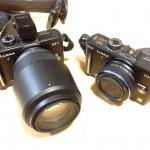 マイクロフォーサーズ望遠ズームレンズ「LUMIX G VARIO 45-200mm」を買ってしまった[camera]
