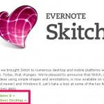 画像キャプチャ・編集ツールの定番「Skitch」Windows版リリース[Evernote]