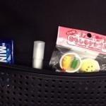 ひらくPCバッグの好きなとこ挙げてけ:パンチングポケット