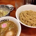 「つけめんTETSU さいたま特別版(浦和)」鶏×魚介スープ・中太麺のあっさりつけめん