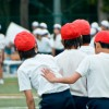 運動会で子どもを見つけやすくするライフハック