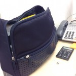 ひらくPCバッグをついに「ペン立てみたいなバッグ」として使う時がきた