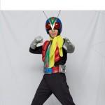 【仮面ライダー】ライダーマン握手会が2013/12/7(土)に埼玉・アリオ鷲宮で開催!【渋すぎる】