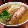 「麺屋 ひょっとこ(有楽町)」すっきりスープと細麺の和風柚子焼豚麺