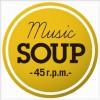 「MUSIC SOUP -45r.p.m.-」あのアーティストの「人生に影響を与えた45曲」リストがすごい