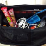 ひらくPCバッグの好きなとこ挙げてけ:「ブルボン プチ」シリーズがすっぽり収まる
