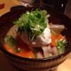 正月お店初めの「立呑み なぎ(渋谷)」で日本酒とお雑煮と心強さと with TKG