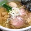 「たきたろう(三鷹)」沖縄の塩を使った塩ラーメンとタレがうまいチャーシュー飯!