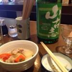 「朔(本郷三丁目)」完全時間制・日本酒飲み放題の立ち飲みバーで30分一本勝負してきた