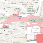 [渋谷HACK]ハチ公前・スクランブル交差点の喧騒を避けるなら地下鉄出口1~3を使え