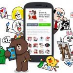 LINEクリエイターズスタンプをLINEアプリ内で購入する方法