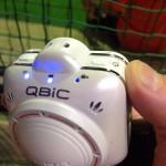 """「QBIC MS-1」スマホで使う """"最も小さい"""" 超広角フルHDムービーカメラ"""