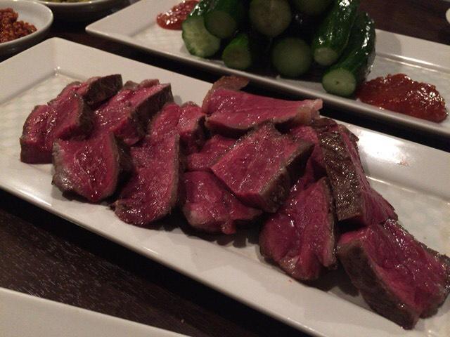 「肉山(吉祥寺)」肉酔いするほどの肉、肉、肉…を堪能