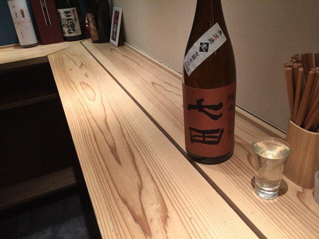 「PLAT STAND 酛(吉祥寺)」で日本酒を一杯