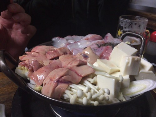 「豊田屋(平井)」あんきも、白子、牡蠣に肉…バリエーション豊かな鍋は汁まで飲み干してしまううまさ