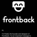 「Frontback」素人でもキュビスム芸人になれるサービスが2015/8/15で終了…iOSアプリはカメラアプリとして存続