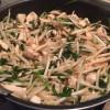 早い!美味い!安い!「鶏ニラもやし炒め」の作り方