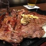 「いきなり!ステーキ」で立ち飲み、という選択肢